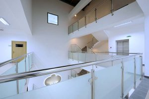 Glass Ballustrades